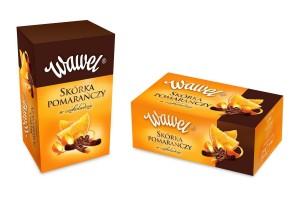 Skórka Pomarańczy w czekoladzie