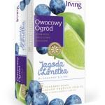 Irving Owocowy Ogród - Jagoda i Limetka