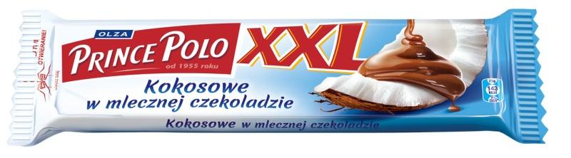 Prince Polo XXL Kokosowe