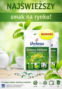 Verbena Zielona Herbata