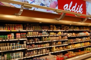 Aldik supermarket