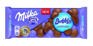 Milka Bubbly Alpine Milk