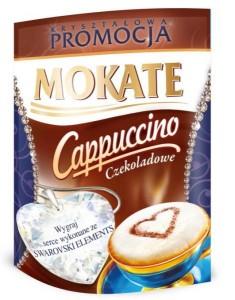 Mokate Cappuccino Czekolada