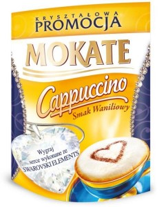 Mokate Cappuccino Wanilia
