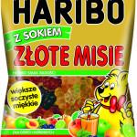 Haribo Soczyste Złote Misie 175 g