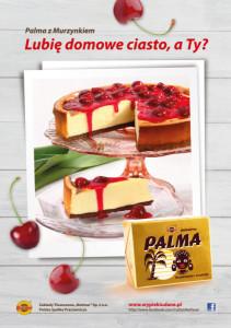 Kampania reklamowa margaryny Palma