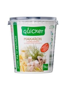 Quicker - makaron  z kurczakiem