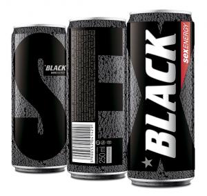 Black Sex Energy Drink