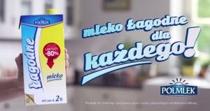 Mleko Łagodne