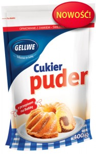 Gellwe Cukier puder