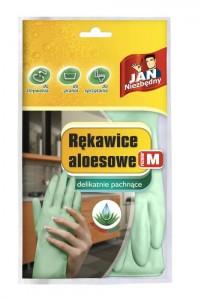 Rękawice aloesowe Jan Niezbędny