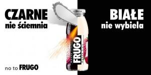 Frugo Black & White reklama