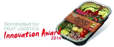 Eisberg grill tray nominated FLIA